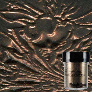 DIRECT BUY LINDY'S TWO-TONED EMBOSSING POWDERS MIDNIGHT BRONZE (IN STOCK)