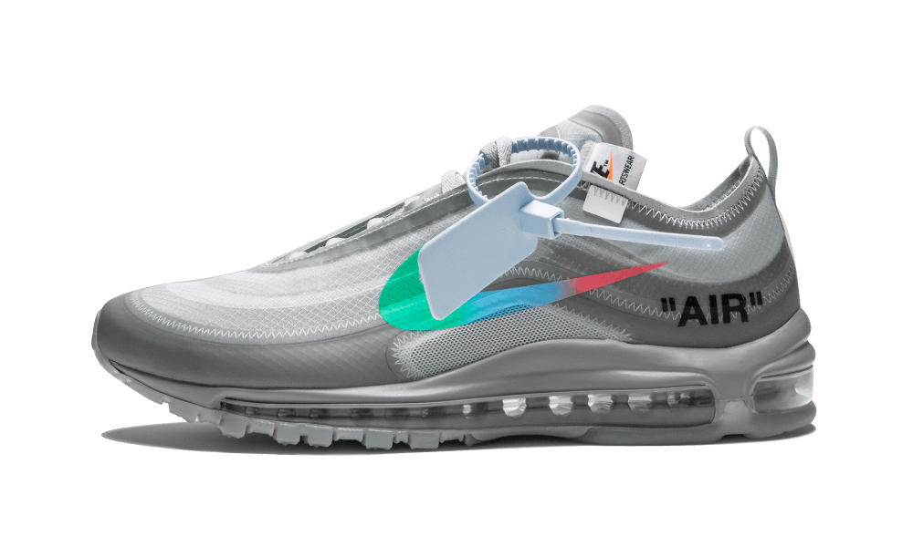 Virgil Abloh's Off White x Nike Air Max 97 OG Off White Wolf