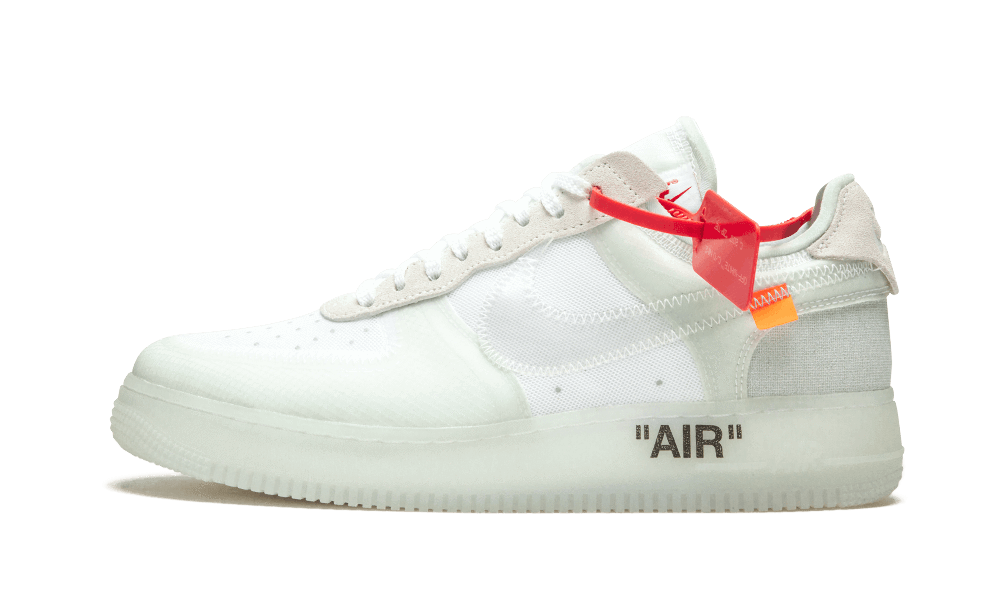 nike air force 1 per off white
