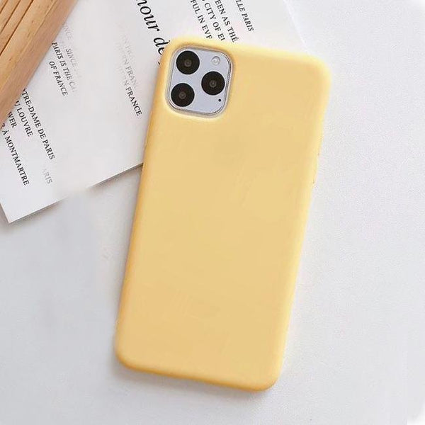 Candy Color Fashion iPhone Case Oh-Some Gadget