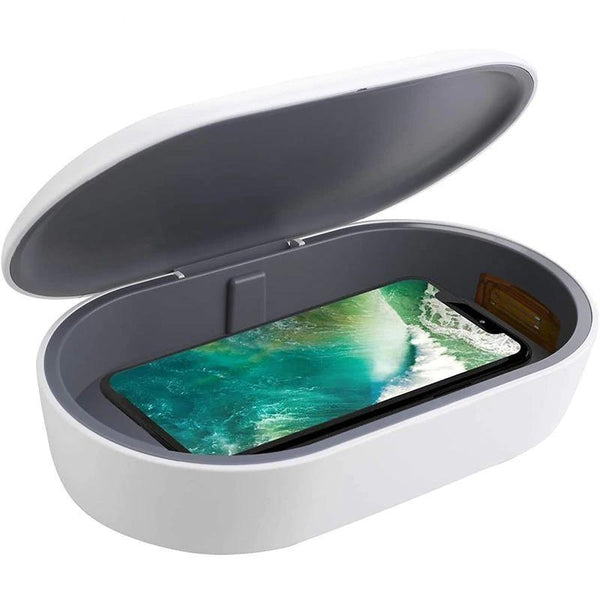 Wireless Charger With UV Sterilizer Oh-Some Gadget
