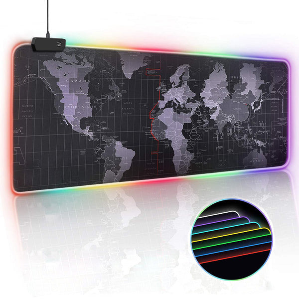 RGB Large Gaming Mouse Pad