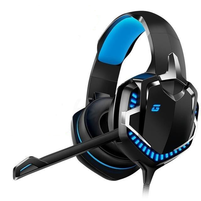 Professional Gamer Headphones 7.1 Surround With Mic & LED Light