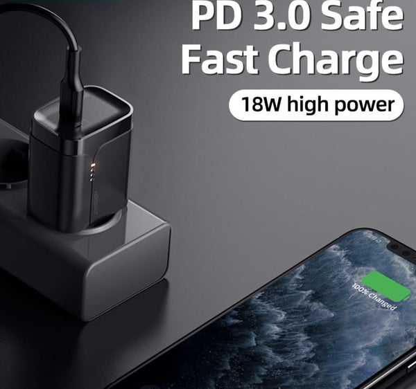 USB-C Fast Charger Adapter