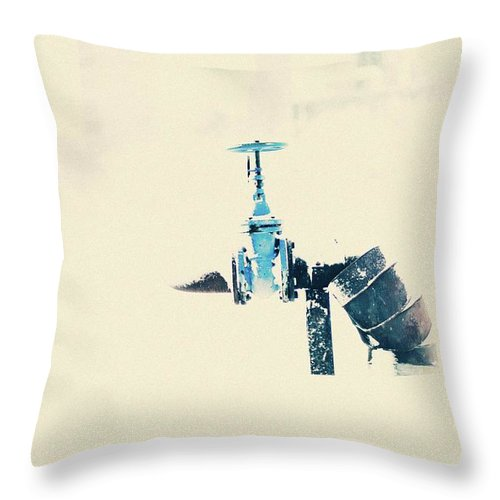 Diesel - Throw Pillow