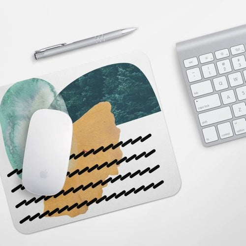 Graphic Print Desk Decor Office Accessories Mouse