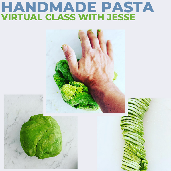 Hand-made Pasta Class at Home