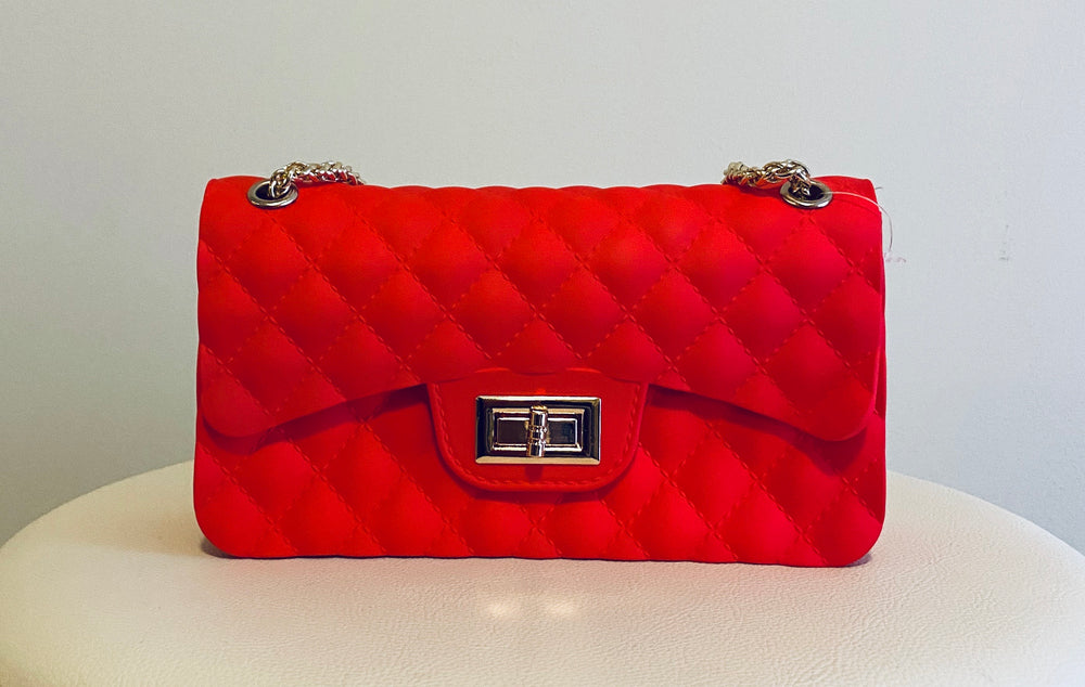 Quilted Clutch Purse