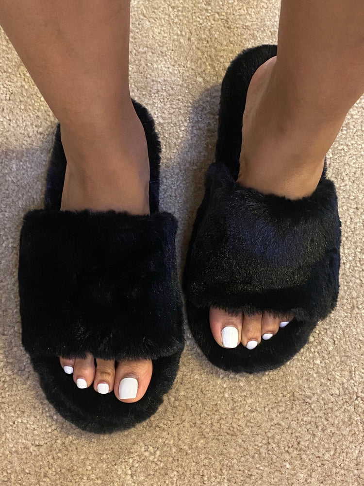 Furry Indoor Outdoor Slides