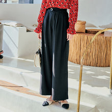 Load image into Gallery viewer, Wide-leg pants