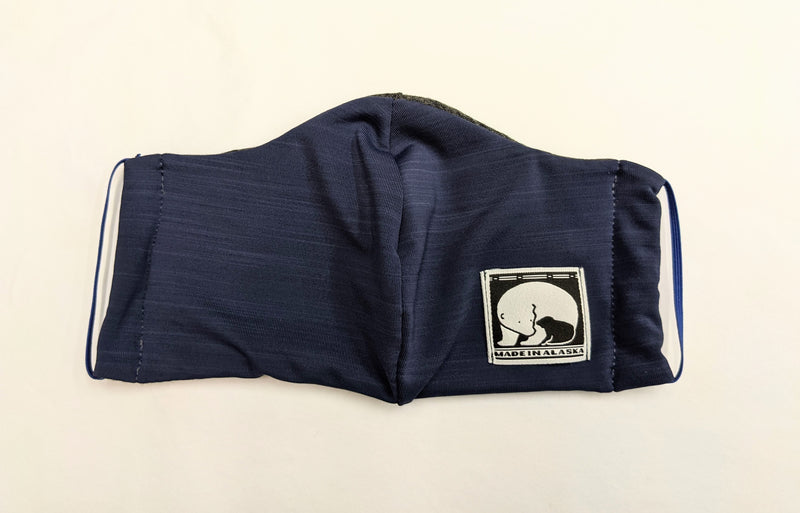 Merino Wool Lined Face Mask