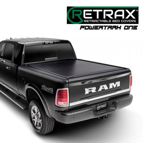 Retrax PowertraxONE MX Retractable Truck Bed Tonneau Cover