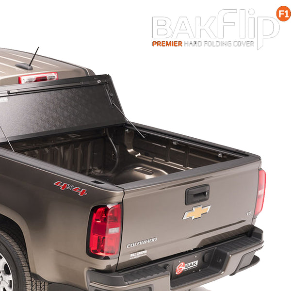 BAKFlip F1 Hard Folding Truck Bed Tonneau Cover