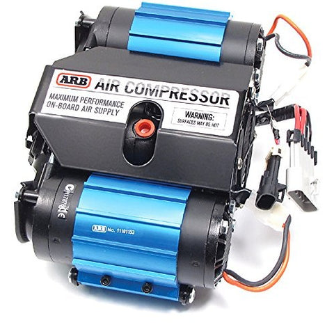 ARB On-Board Twin High Performance Air Compressor - 12V