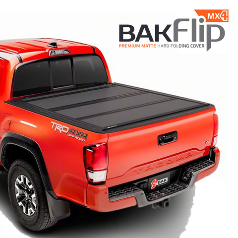 BAKFlip MX4 Hard Folding Tonneau Bed Cover