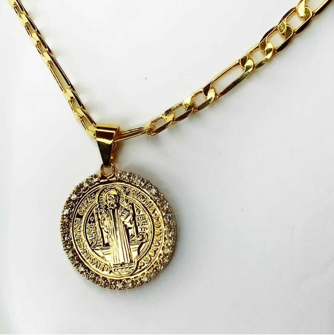 Moneda necklace