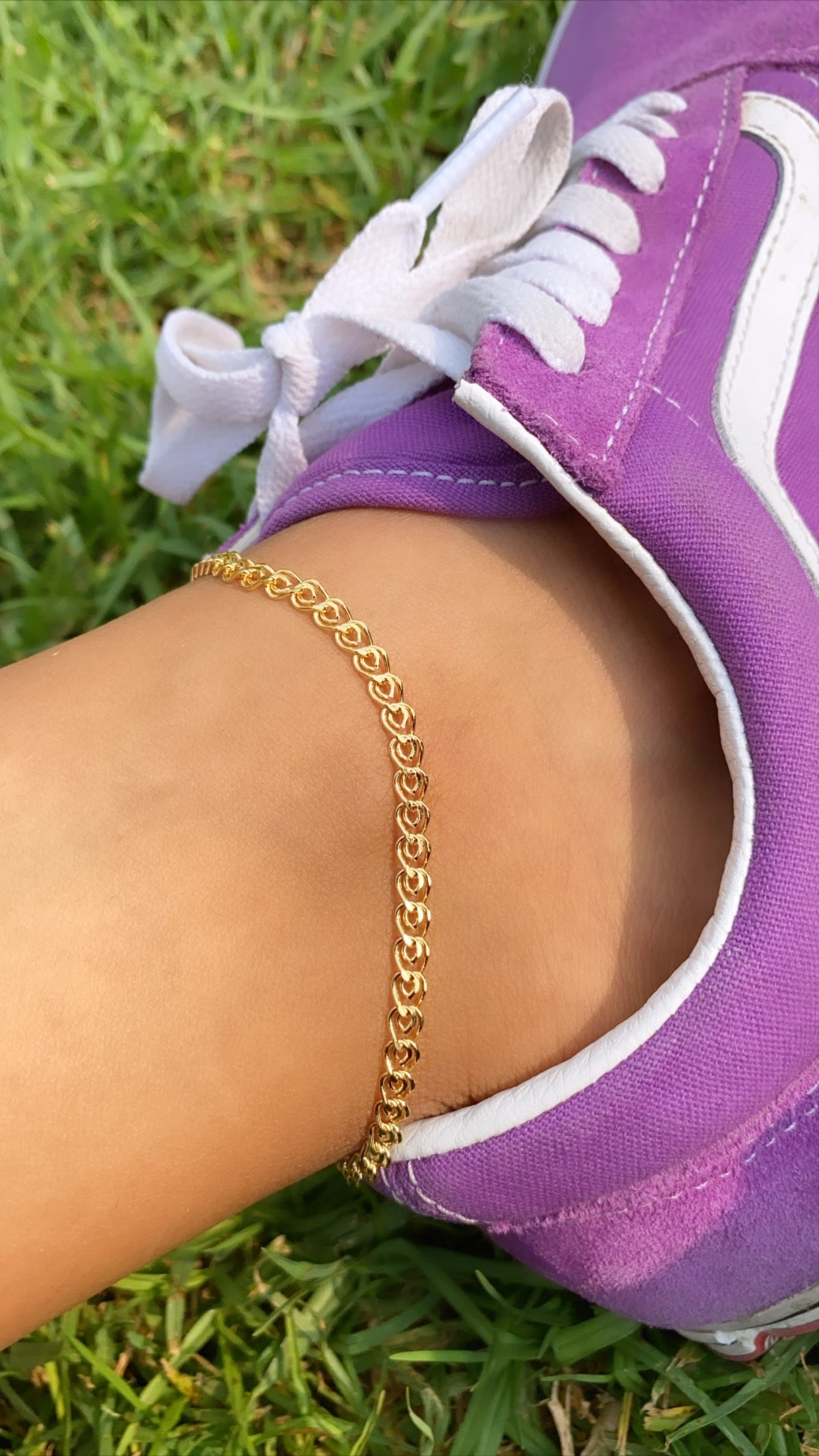 Mario anklet