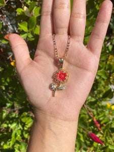 Florecita necklace