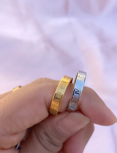 Numeral ring 3