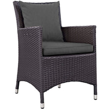 Load image into Gallery viewer, Convene Dining Outdoor Patio Armchair