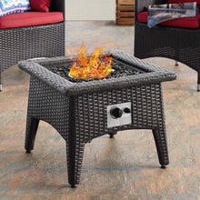Load image into Gallery viewer, Vivacity Outdoor Patio Fire Pit Table