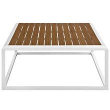 Load image into Gallery viewer, Stance Outdoor Patio Aluminum Coffee Table