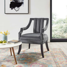 Load image into Gallery viewer, Harken Performance Velvet Accent Chair