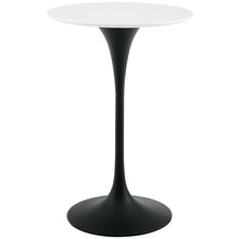 "Load image into Gallery viewer, Lippa 28"" Round Wood Bar Table"