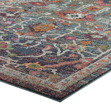 Load image into Gallery viewer, Tribute Every Distressed Vintage Floral 8x10 Area Rug