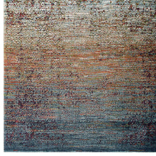 Load image into Gallery viewer, Tribute Jacinda Rustic Distressed Vintage Lattice 8x10 Area Rug