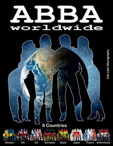 ABBA Worldwide - 8 Countries - Sweden, UK, US, Germany, Spain, Japan, France And Netherlands