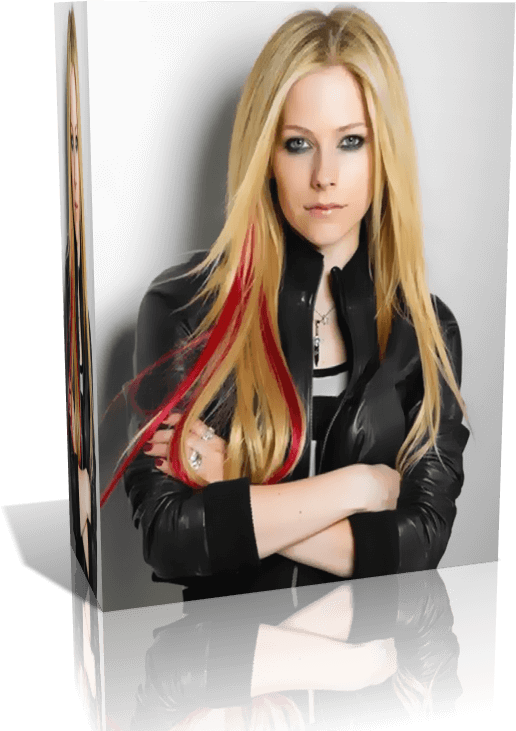 Descarga Digital de 27 PLAYBACKS Al Estilo de AVRIL LAVIGNE en Formato MP3 - Tono Mujer