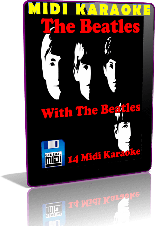 Descarga Digital de 14 MIDI KARAOKES Al Estilo de BEATLES en Formato General MIDI