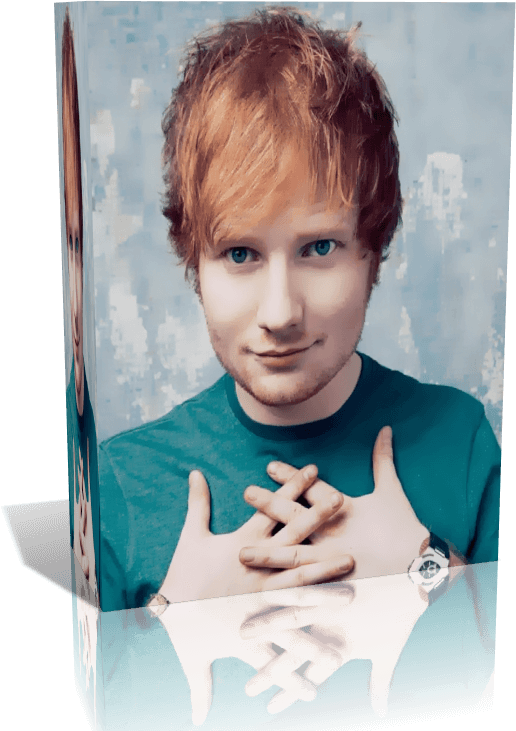 Descarga Digital de 31 PLAYBACKS Al Estilo de ED SHEERAN en Formato MP3 - Tono Hombre