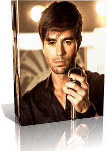 Descarga Digital de 18 PLAYBACKS Al Estilo de ENRIQUE IGLESIAS en Formato MP3 - Tono Hombre
