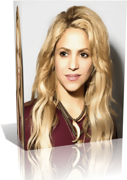 Descarga Digital de 44 PLAYBACKS Al Estilo de SHAKIRA en Formato MP3 - Tono Mujer