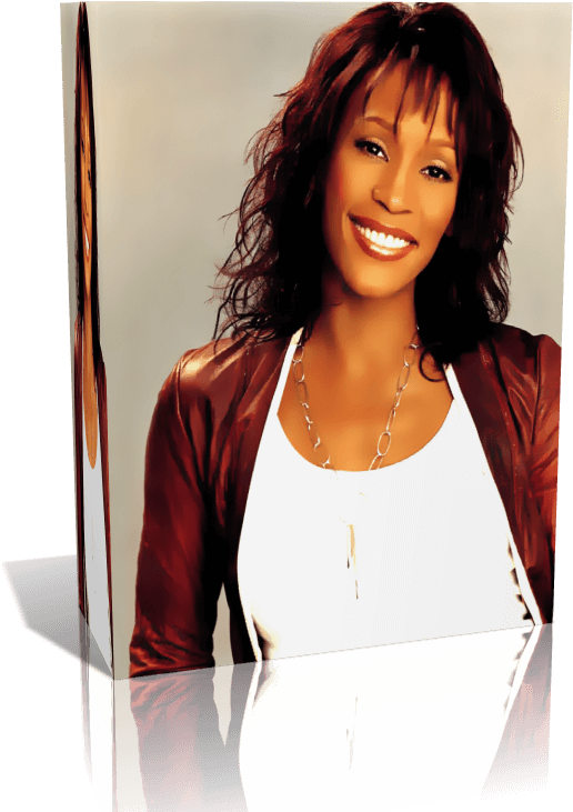 Descarga Digital de 21 PLAYBACKS Al Estilo de WHITNEY HOUSTON en Formato MP3 - Tono Mujer