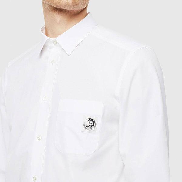 Diesel S-Bill-Pocket Slim Shirt