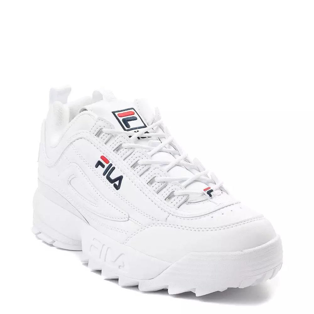 Fila Disruptor II White Trainers 100 18114