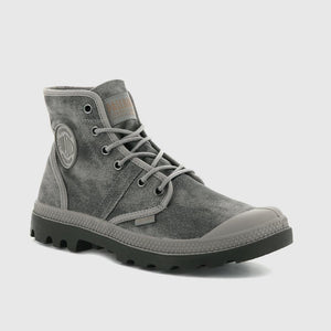 Palladium Pallabrouse Wax Boots 75535-070-M