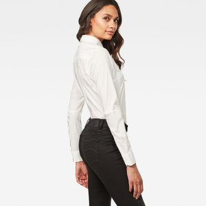 G-Star Raw Core 3D Slim Blouse - 3rd Base Urban