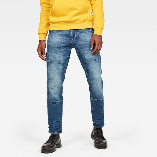 G-Star Raw-Faeroes Straight Tapered Jeans D11399-8595-071-Jeans-D11399003E01