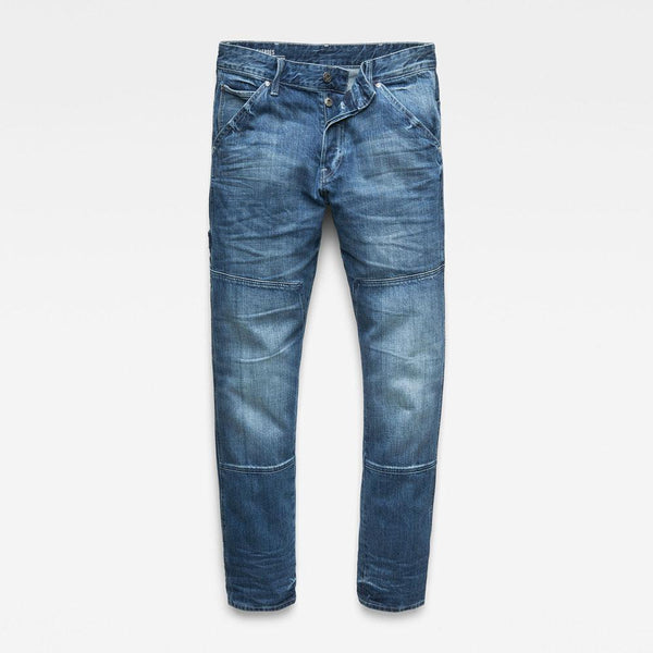 G-Star Raw-Faeroes Straight Tapered Jeans D11399-8595-071-Jeans-D11399003E07