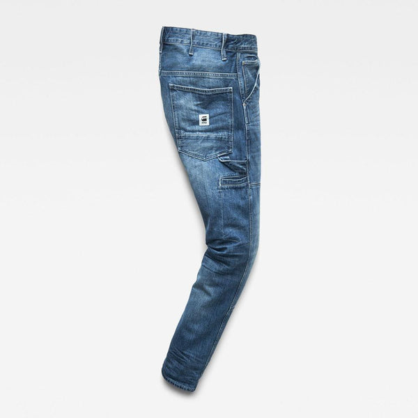 G-Star Raw-Faeroes Straight Tapered Jeans D11399-8595-071-Jeans-D11399003E08