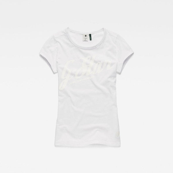 G-Star Raw-Graphic 26 Slim T-Shirt D12200-336-110-T-Shirt-D12200021K04