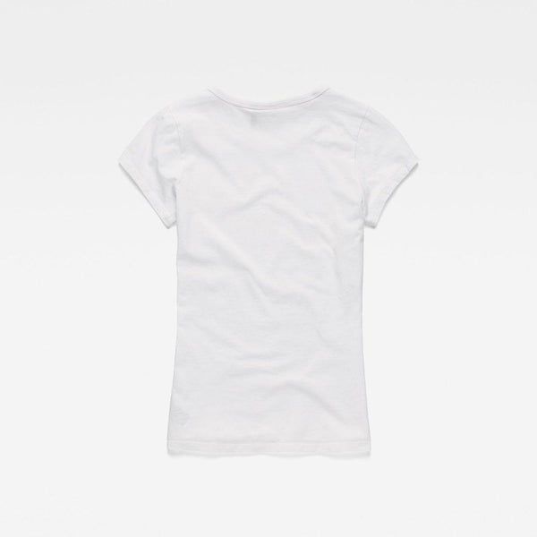 G-Star Raw-Graphic 26 Slim T-Shirt D12200-336-110-T-Shirt-D12200021K01