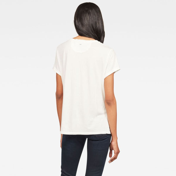 G-Star Raw Cairn Loose Tee - 3rd Base Urban