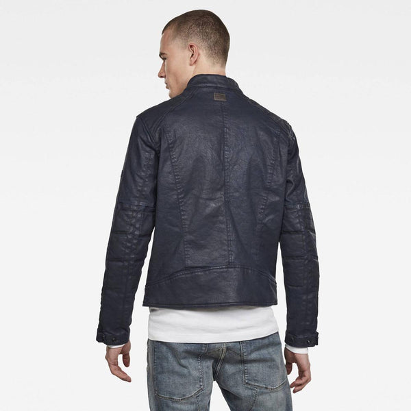 G-Star Raw Biker Denim Jacket D16189-C058-082