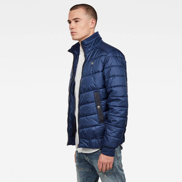 G-Star Raw Meefic Quilted Jacket - 3rd Base Urban