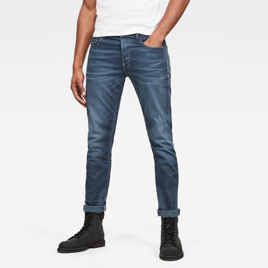 G-Star Raw G-Bleid Slim Jeans - 3rd Base Urban